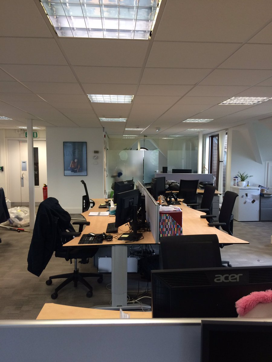 Office cleaning in central  London