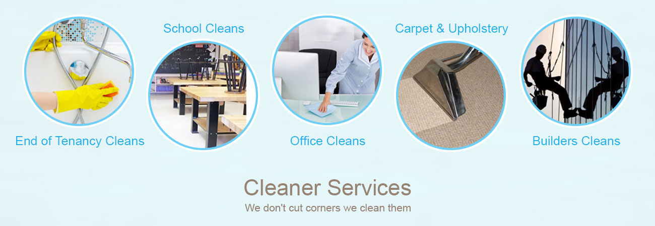 Commercial cleans in London