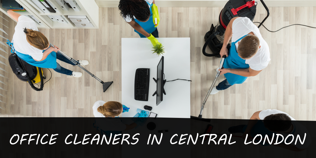 Office cleaners in london