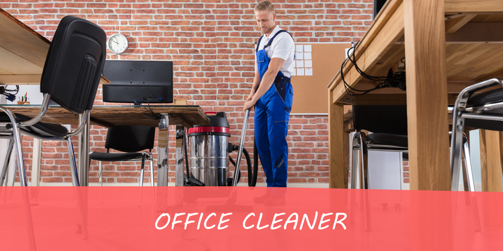 office cleaner