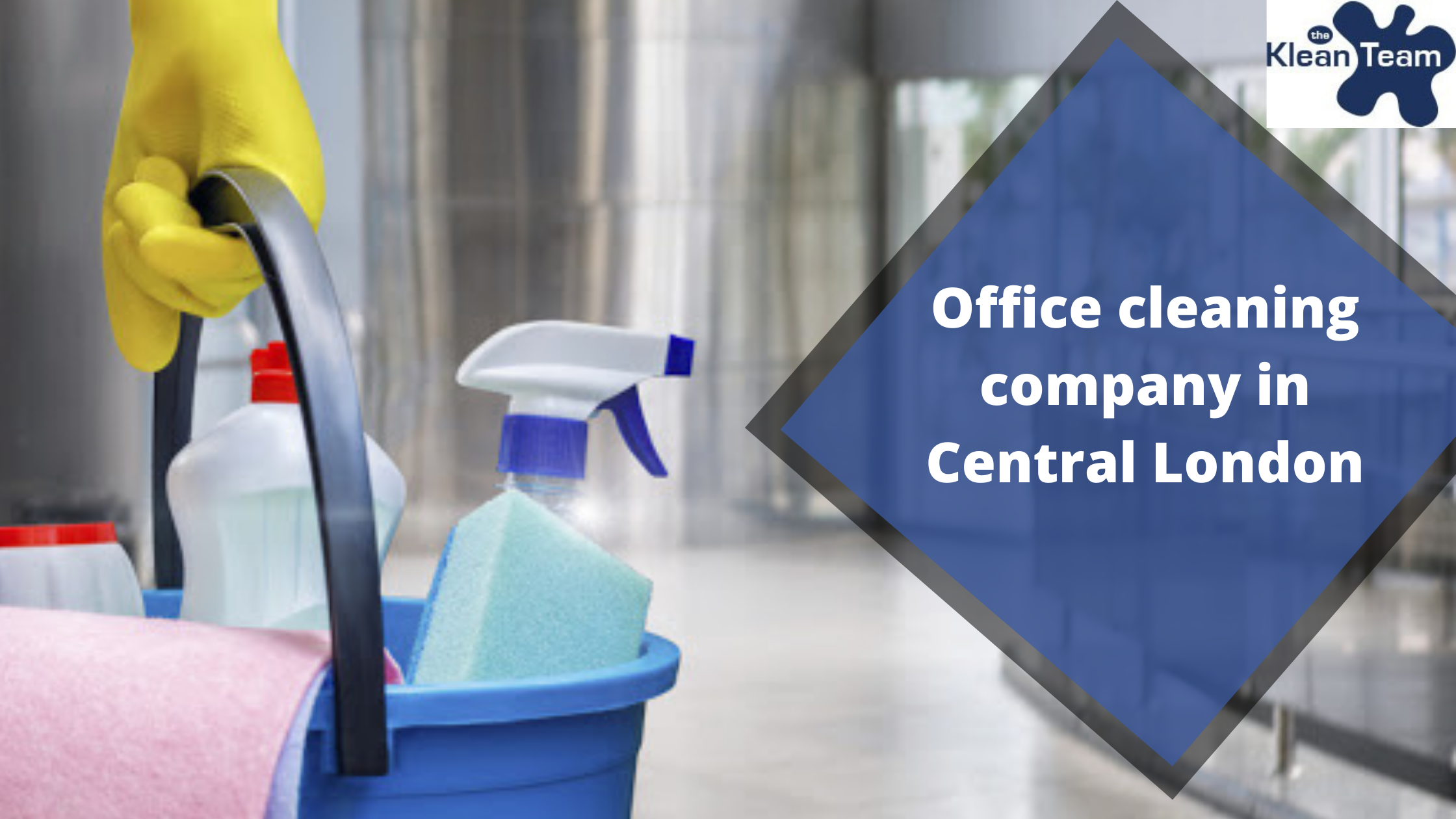 Office cleaning company in Central London