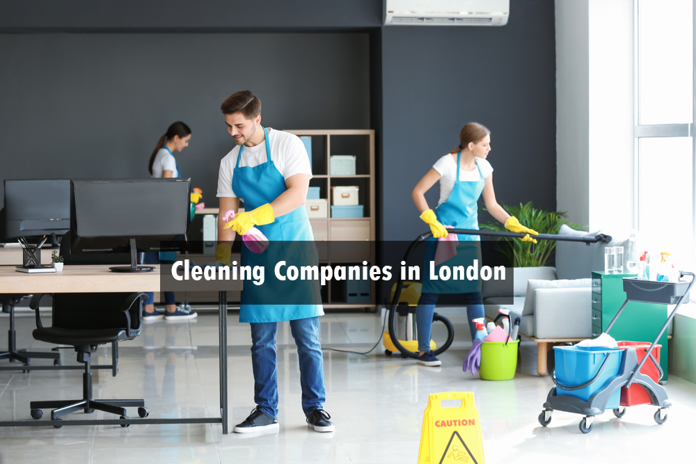 Cleaning Companies in London