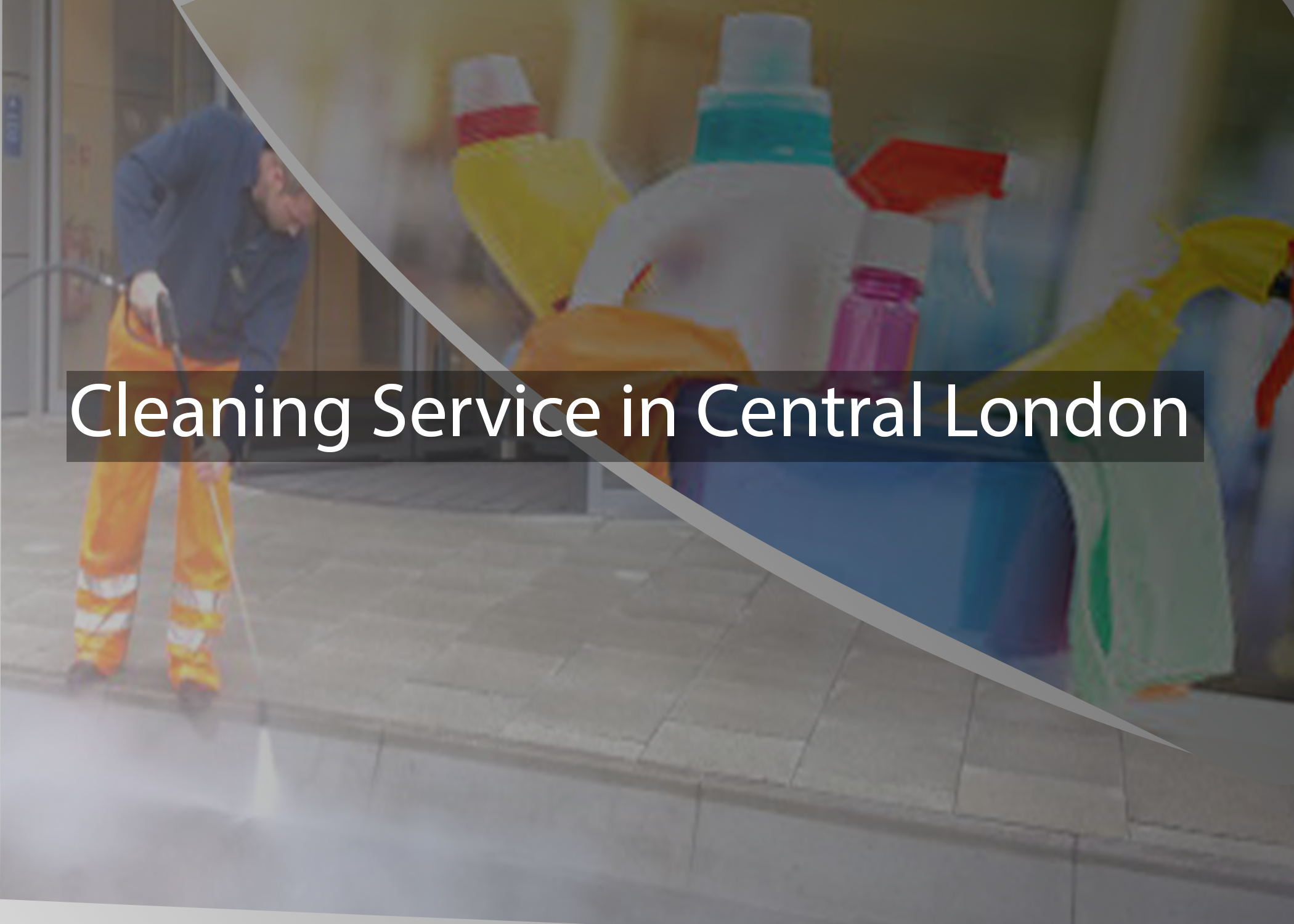Cleaning Service in Central London