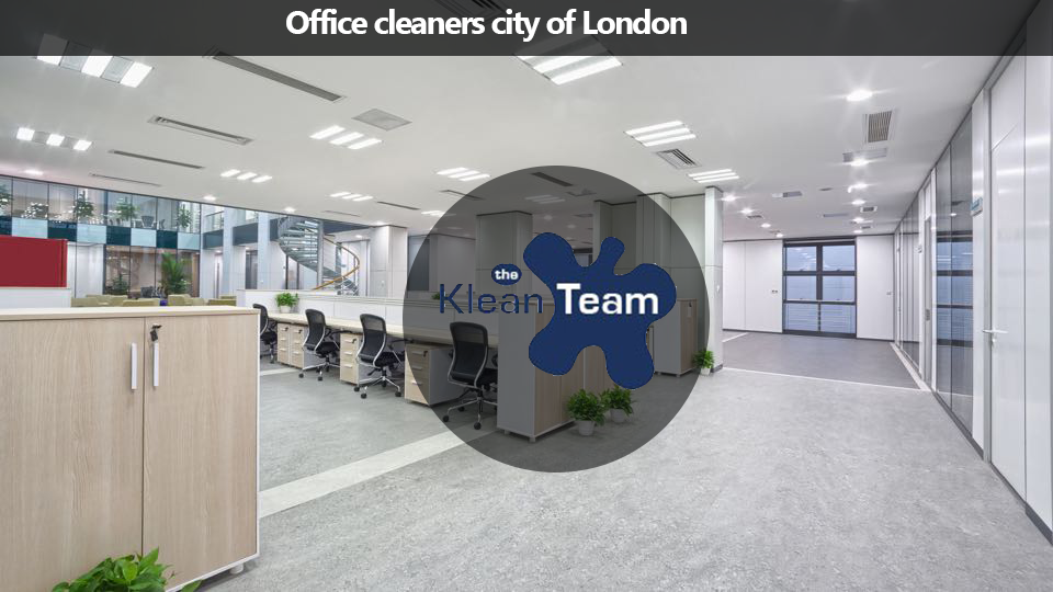 Office Cleaners In City Of London