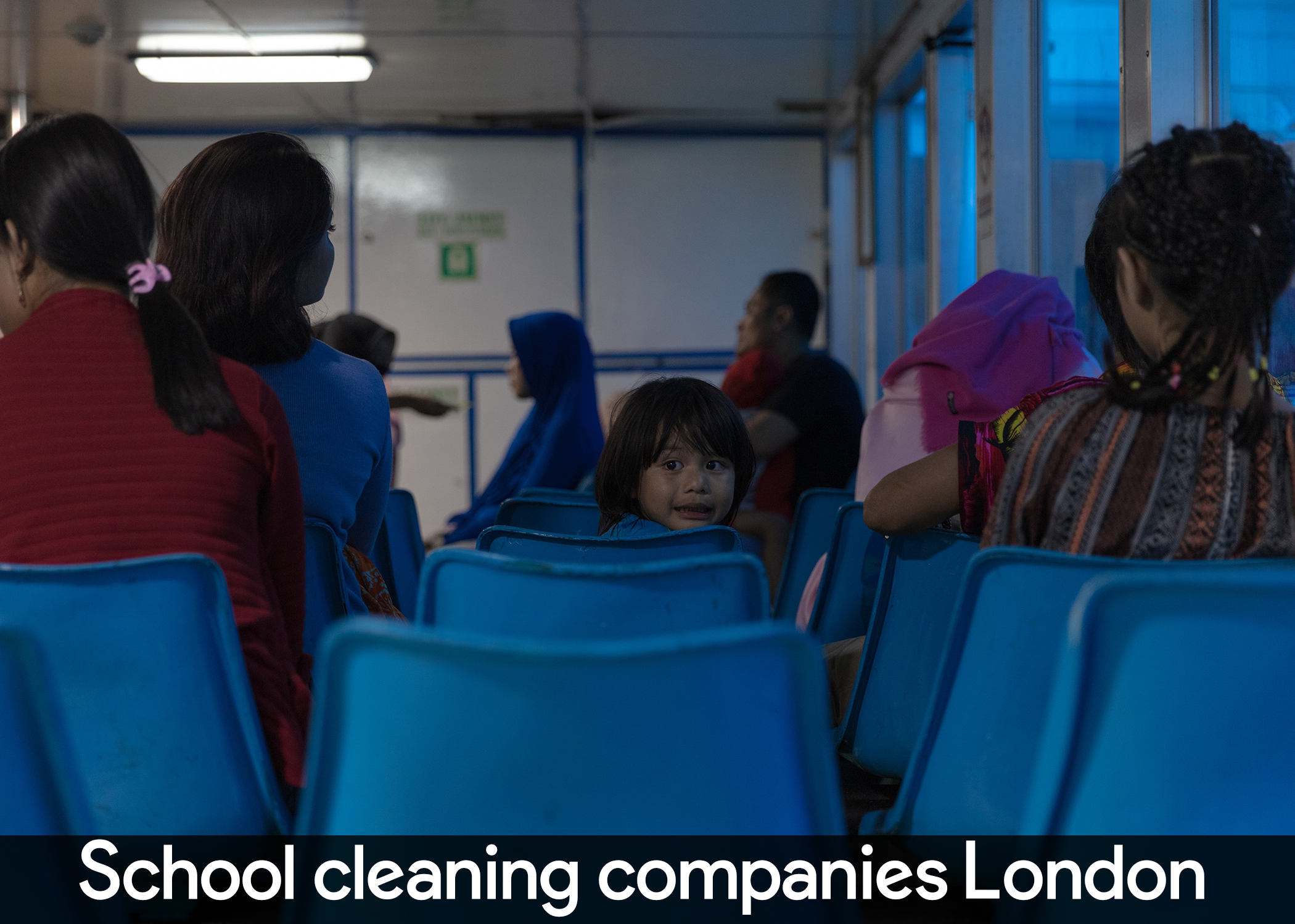 School cleaning companies London