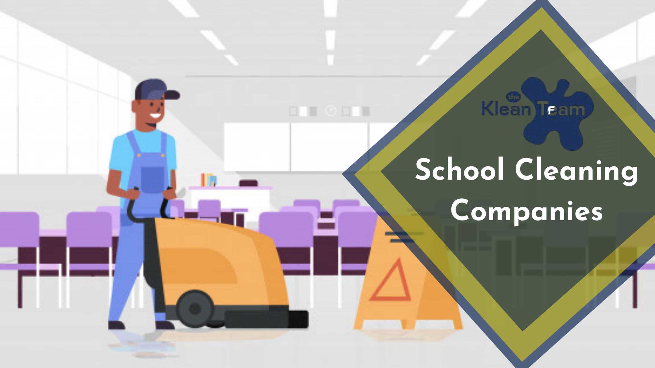 school cleaning companies in London